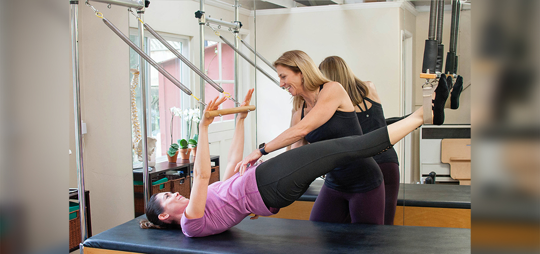 Pacific Pilates and Physical Therapy